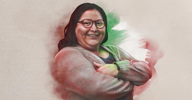 Morena no descarta tejer alianzas con el PRI, adelanta su secretaria general, Citlali Hernández