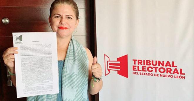 Claudia Lozano impugnará la elección en el municipio de García.