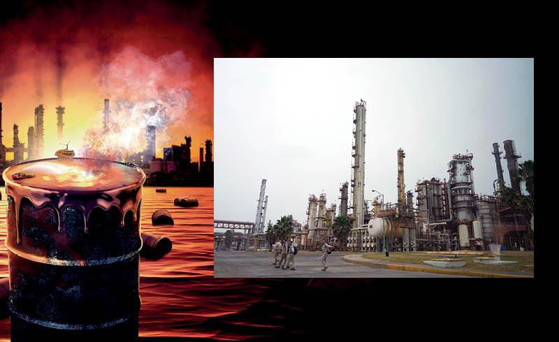 La senadora Rocío Abreu defiende a Pemex de los señalamientos, argumenta que los países siguen dependiendo de los combustibles fósiles