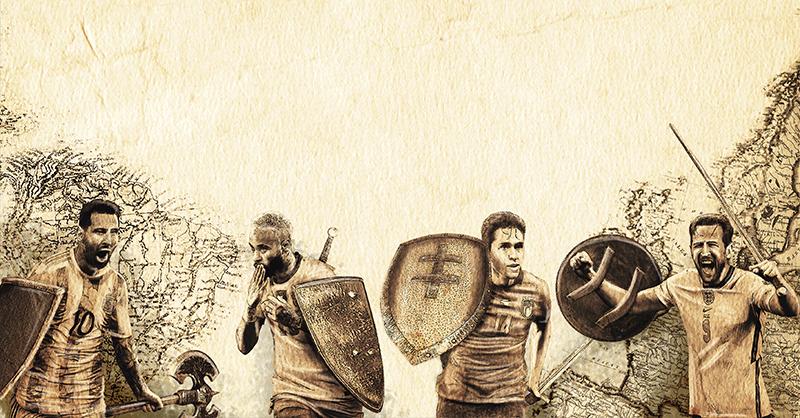 Este fin de semana llegan a su fin la Copa América y la Euro 2020 y las finales