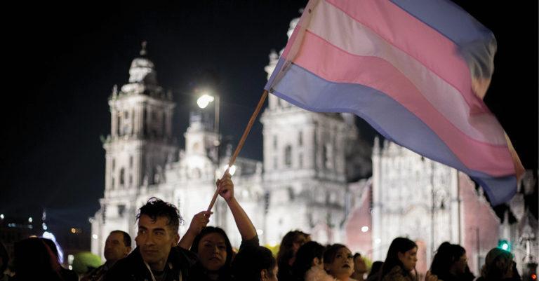Ivonne, víctima de transfeminicidio, fue asesinada al interior de su negocio en Iztacalco, su cuerpo presentaba signos de tortura