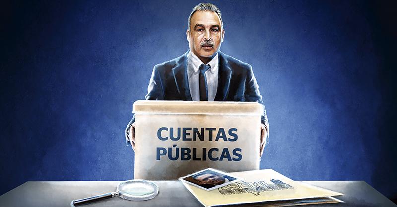 Jorge Galván, titular de la ASENL, podría no firmar el finiquito de las cuentas públicas no solventadas aprobadas por el Congreso