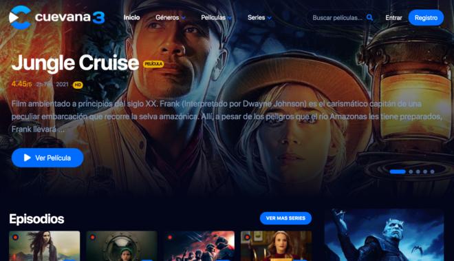 ¿Qué pasó con Cuevana 3, la popular plataforma de series y películas pirata de internet?