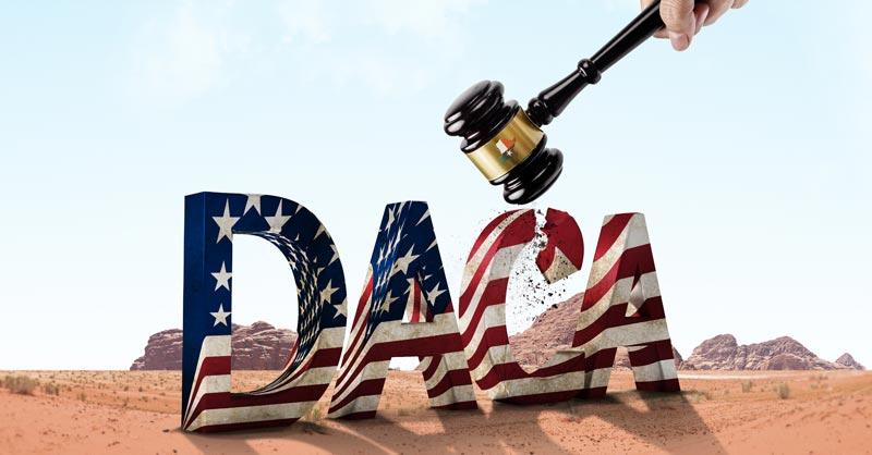 Desde que un juez del Tribunal de Texas frenó las ventajas del DACA,el gobierno de Joe Biden sigue en espera de una apelación en contra
