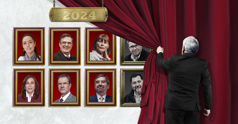 Andrés Manuel López Obrador ya dio el 'pistolazo' de salida en la carrera presidencial de 2024