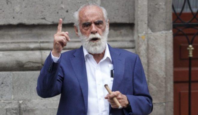 Fernández de Cevallos: Segundo acto del circo perverso de AMLO será perseguir a INE y opositores