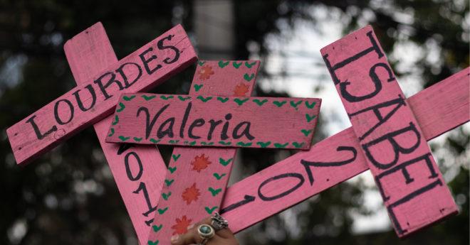 La titular de la Fiscalía General de Justicia, Ernestina Godoy, informó que los feminicidios y homicidios donde la víctima es mujer, han disminuido
