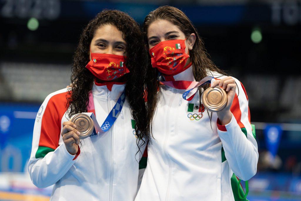 Cae el segundo bronce para México en Tokio 2020