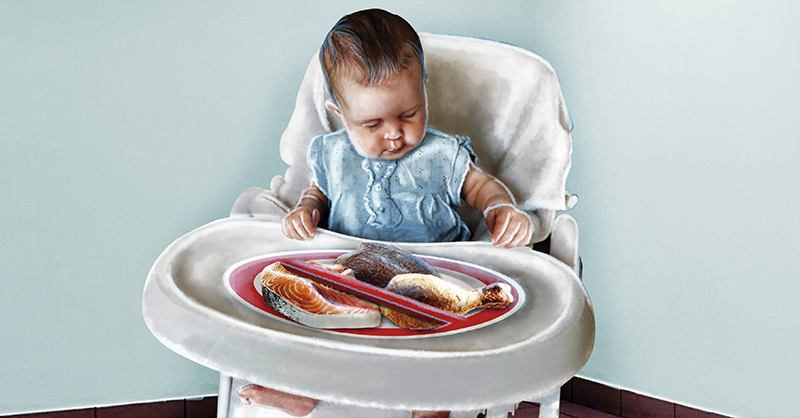 fenilcetonuria, una enfermedad genética desde el nacimiento