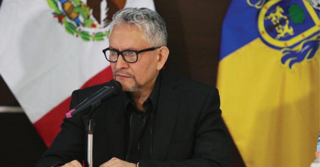 """Enrique Alfaro, ha comenzado con los cambios en su Gabinete, el que tiene la """"espada de Damocles"""" es el fiscal, Gerardo Octavio Solís"""