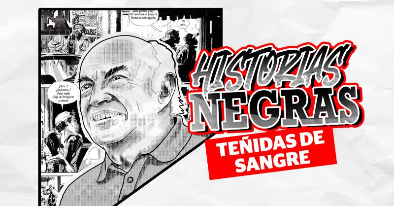 Por primera vez se publica en México Hot L. A., novela gráfica de Horacio Altuna que retrata las protestas afroamericanas de Los Ángeles de 1992