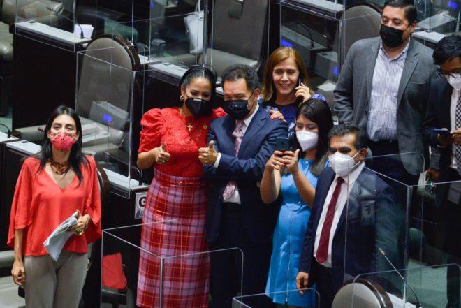 Morena elige a Ignacio Mier paga que siga siendo su coordinador en Cámara de Diputados