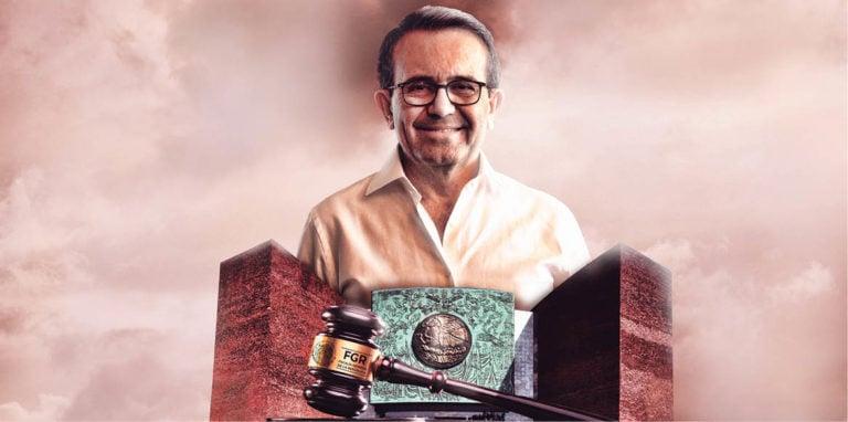 El exsecretario de Economía, Ildefonso Guajardo, fue vinculado a proceso por su probable responsabilidad en enriquecimiento ilícito
