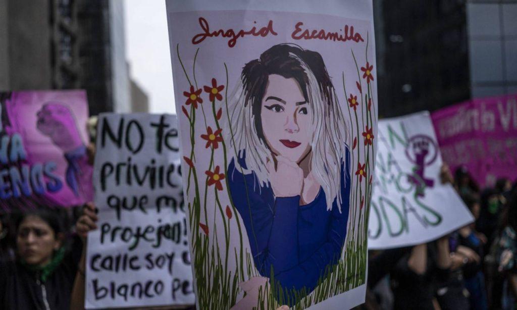 Aprueban Ley Ingrid en Edomex para castigar a quienes filtren imágenes de víctimas