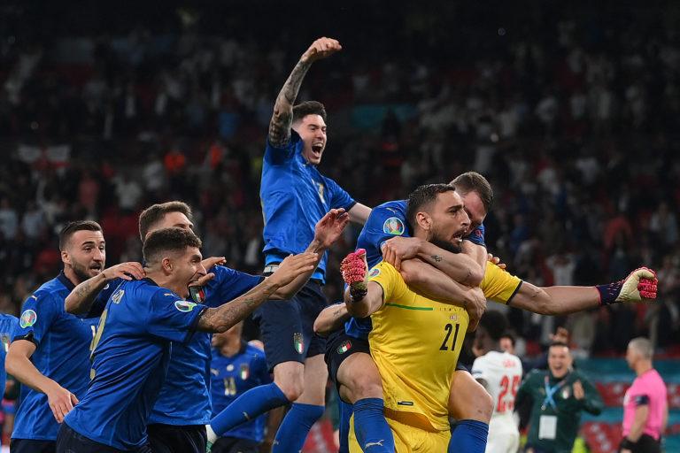 Italia calló Wembley; se corona en la Eurocopa