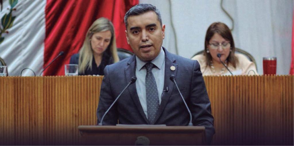 El diputado Juan Carlos Leal Segovia propuso derogar artículos de la Ley de Acceso a las Mujeres a una Vida Libre de Violencia