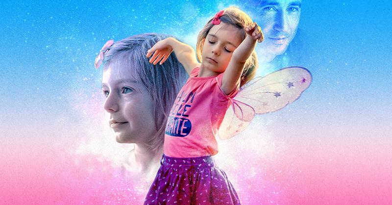 Little girl (2020) cuenta la historia de Sasha, una niña que a los cuatro años descubrió que estaba atrapada en el cuerpo de un niño