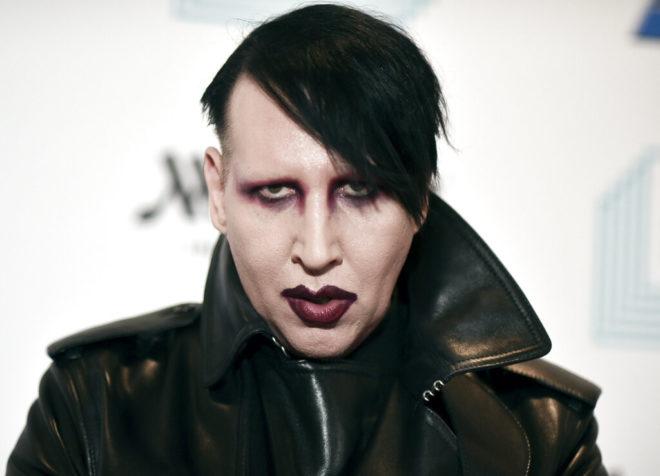 Marilyn Manson se entrega a la policía de New Hampshire por caso de agresión de 2019