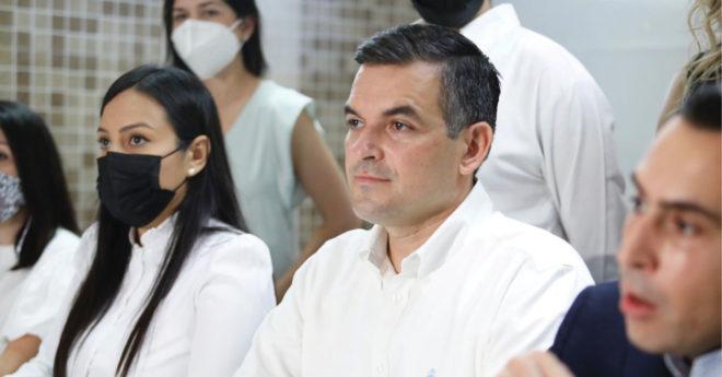 Mauro Guerra, dirigente del PAN, tuvo resultados pobres en la elección.