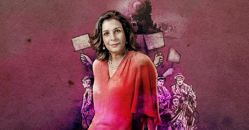 La escritora Mónica Castellanos presenta su nueva novelaEl aroma de los anhelos