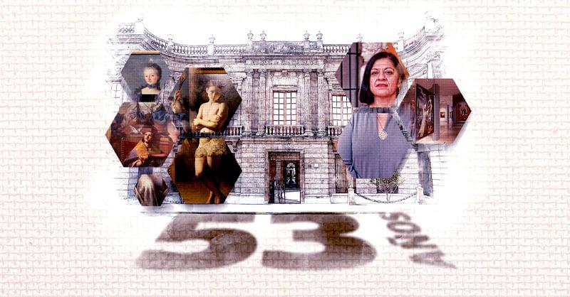 El Museo Nacional de San Carlos se posiciona como un referente del arte europeo