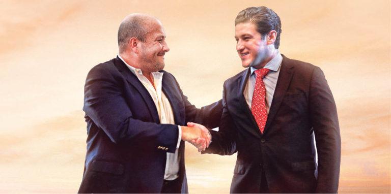 El gobernador electo de Nuevo León, Samuel García, y el mandatario de Jalisco, Enrique Alfaro, buscan estrategias jurídicas, institucionales y de política pública