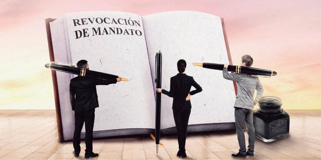 El Congreso de Nuevo León local detalla un contraproyecto para establecer la revocación de mandato del gobernador