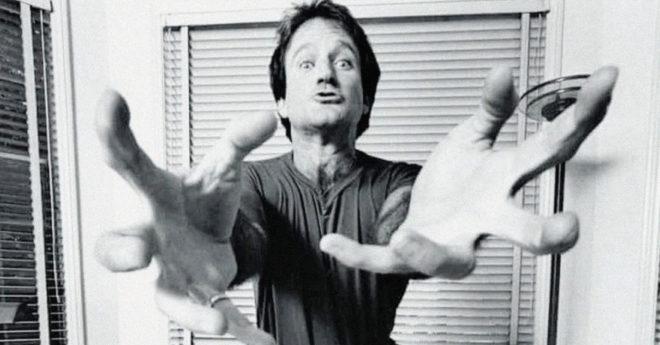 Ayer, 21 de julio, Robin Williams habría cumplido 70 años