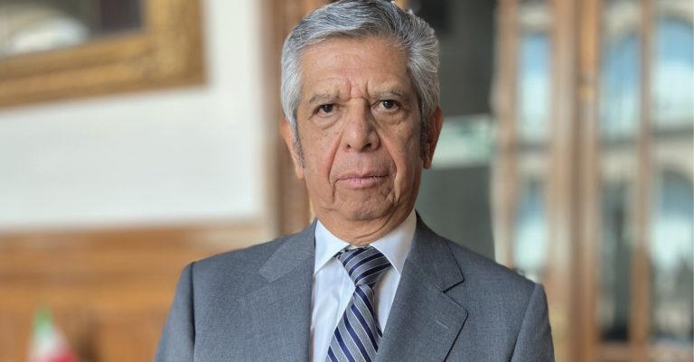 Roberto Salcedo Aquino, propuesto por el presidente López Obrador para presidir la Secretaría de la Función Pública comparecerá