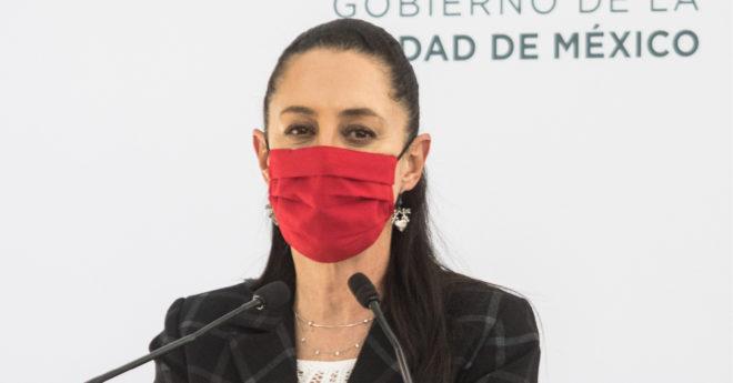 Claudia Sheinbaum Pardo, jefa de Gobierno de la Ciudad de México, indicó que sí se reunirá con los alcaldes de oposición