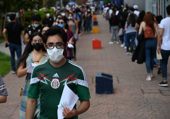 Por tercer día consecutivo, México suma más de 19 mil contagios nuevos de COVID-19