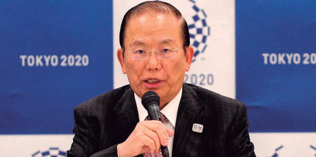 Toshiro Muto, jefe del comité organizador de los Juegos Olímpicos, no descartó que el evento se pueda cancelar de último momento