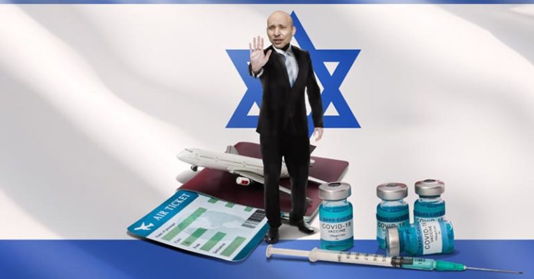 Con el fin de disminuir los contagios de COVID-19 y frenar la variante Delta, el primer ministro de Israel Naftali Bennett, ha implementado medidas