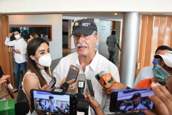 """Vicente Fox revienta por consulta contra expresidentes: """"En San Cristóbal no hay pendejos"""""""
