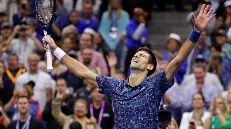 US Open: Djokovic tiene cita doble con la historia