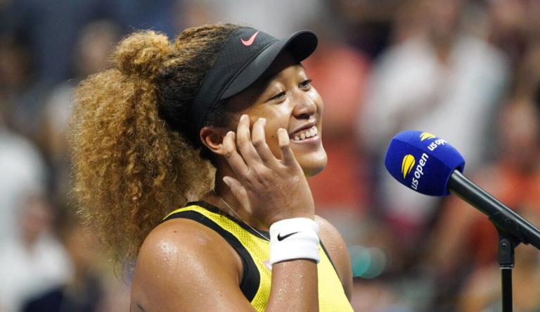 Sí, como estar en casa; Osaka reaparece con triunfo en el US Open