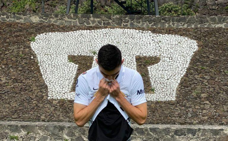 """Gracias Pumas""; Johan Vásquez dice adiós al club con emotivo mensaje"