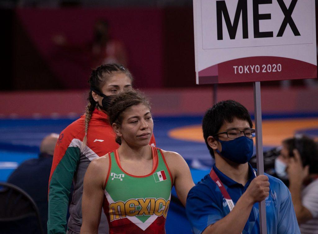 Jane Valencia cayó, pero ya hizo historia para México