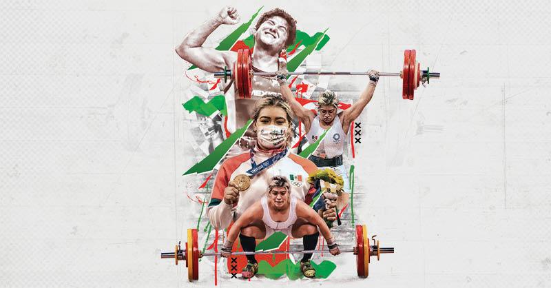 Aremi Fuentes consiguió la tercera medalla de bronce para México en Tokio 2020
