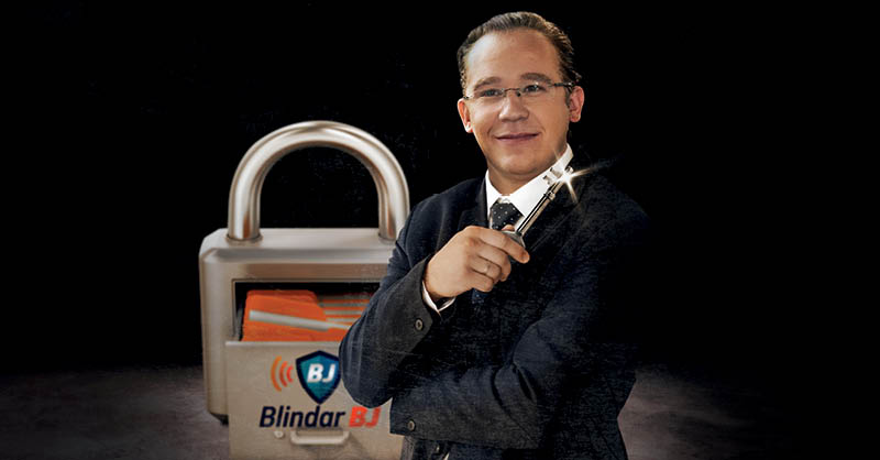 A pesar de que el programa Blindar BJ le ha costado más de 150 millones de pesos al erario, la ciudadanía no podrá conocer hasta 2024 su información