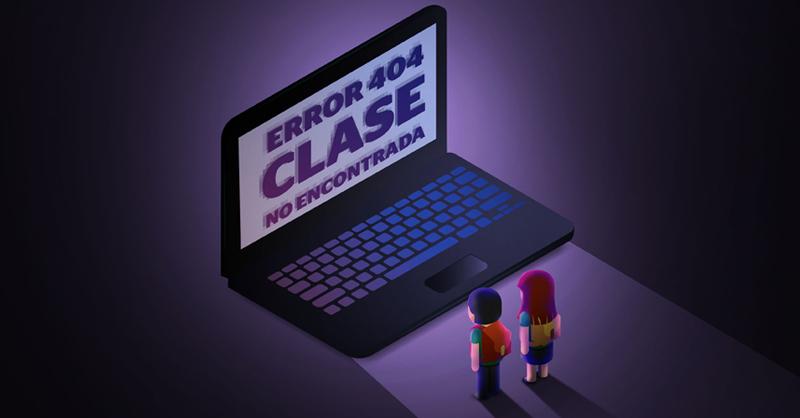 El veto aplicado el 4 de agosto por el Gobierno de Jaime Rodríguez a la nueva Ley de Educación dejó fuera la regulación de las clases en línea