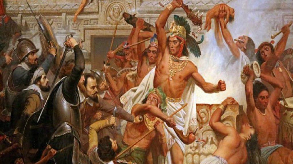 """España """"liberó"""" a millones de personas con la Conquista de Tenochtitlán: VOX"""