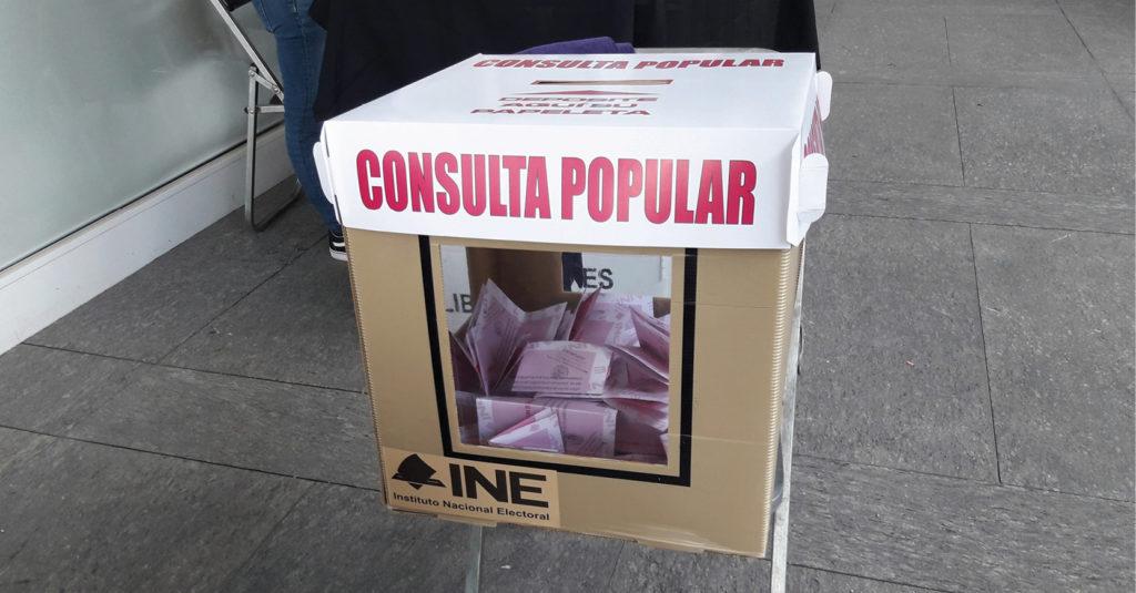 La Consulta Popular que busca enjuiciar a los últimos cinco expresidentes del país estuvo opacada por la poca participación y la desorganización