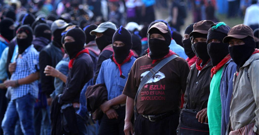 En un comunicado emitido días antes de que se llevara a cabo la consulta ciudadana para enjuiciar a expresidentes, el Ejército Zapatista