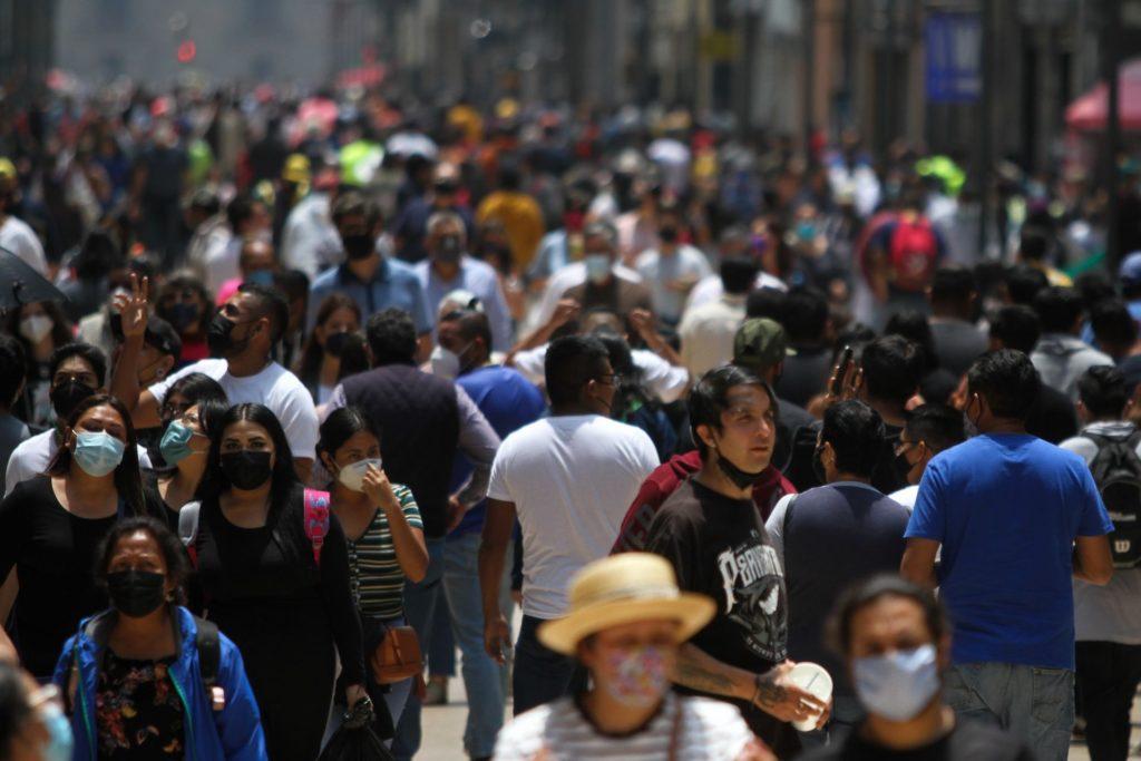 Semáforo COVID: CDMX, Jalisco y Nuevo León regresan a color rojo por tercera ola