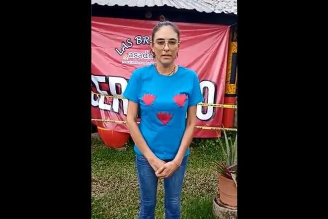 Continúa retenida diputada local de Oaxaca; exigen pobladores más de 9 millones de pesos