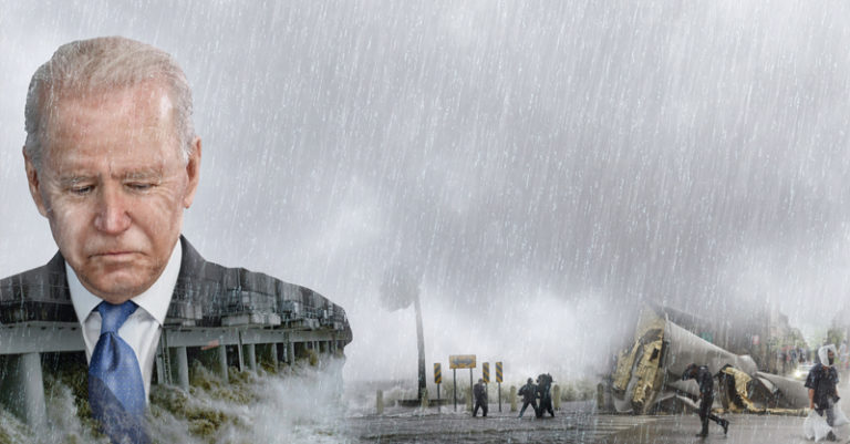 Tras la llegada del huracán 'Ida' al sureste de Estados Unidos, el líder demócrata ha tomado diferentes medidas para proteger a los estados
