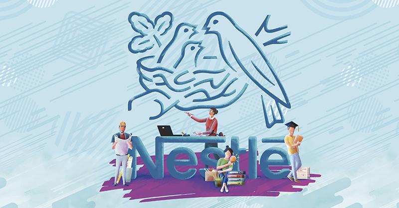 La Iniciativa por los Jóvenes de Nestlé, programa global creado en Europa, en 2013, que tiene presencia en México desde 2015