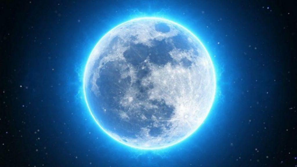 Luna azul. Qué es