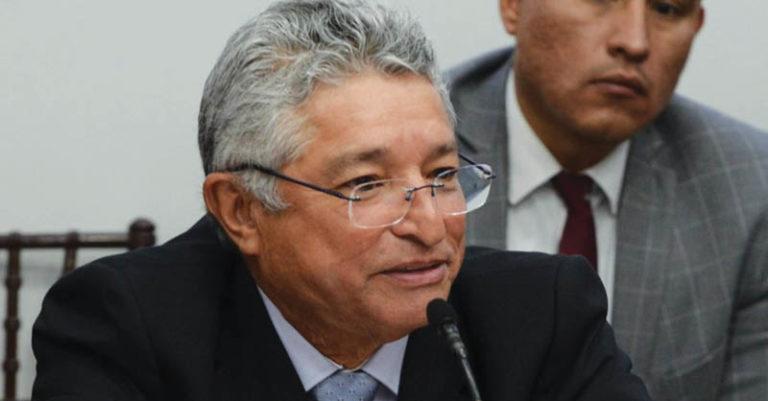 Leopoldo Vicente Melchi García, comisionado presidente de la Comisión Reguladora de Energía (CRE)